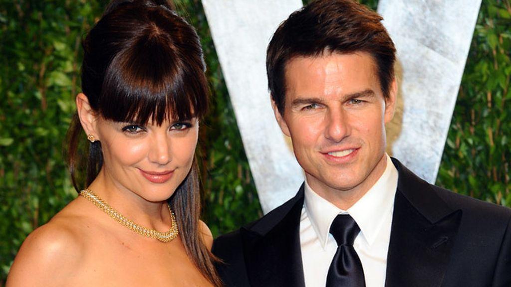 Tom Cruise y Katie Holmes se separan