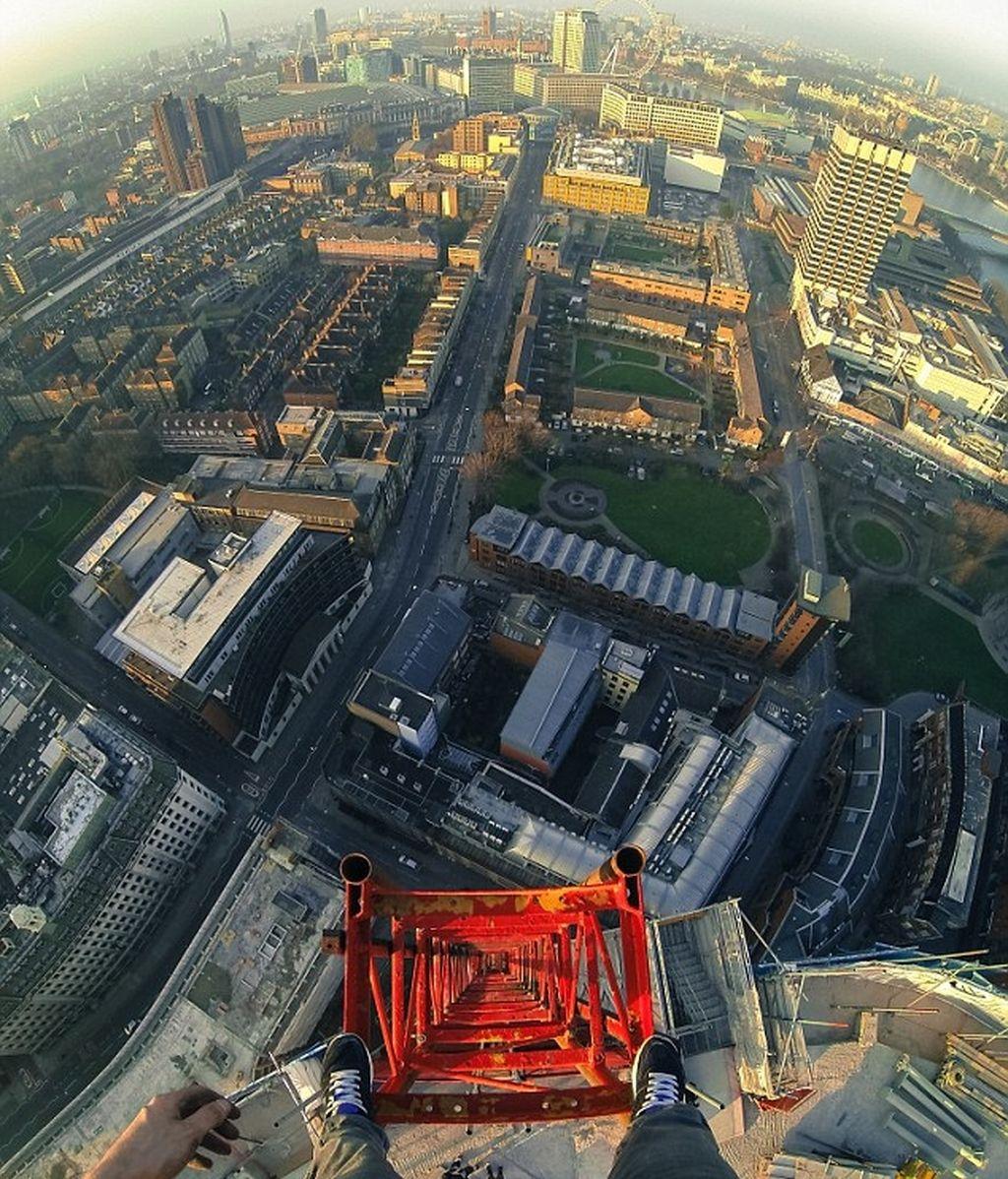 Vista de Londres desde 153 metros