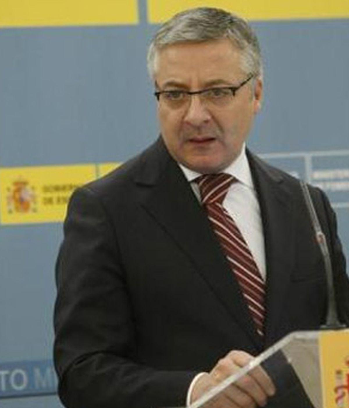 El ministro de Fomento ha declarado que AENA ha abierto 442 expedientes disciplinarios. Foto: EFE