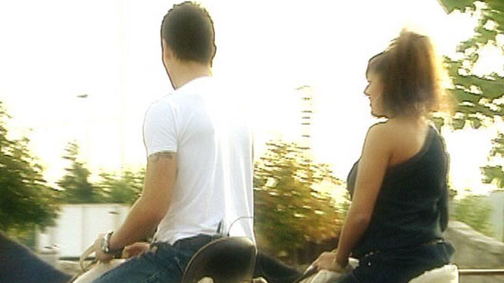 Jenni y Nacho (10-11-09)