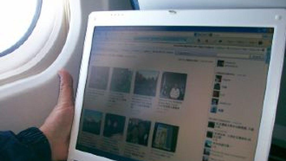 Algunos aviones de Lufthansa dispondrán de WiFi para que los usuarios puedan conectarse durante el viaje. Hasta el 31 de enero el servicio será gratuito.