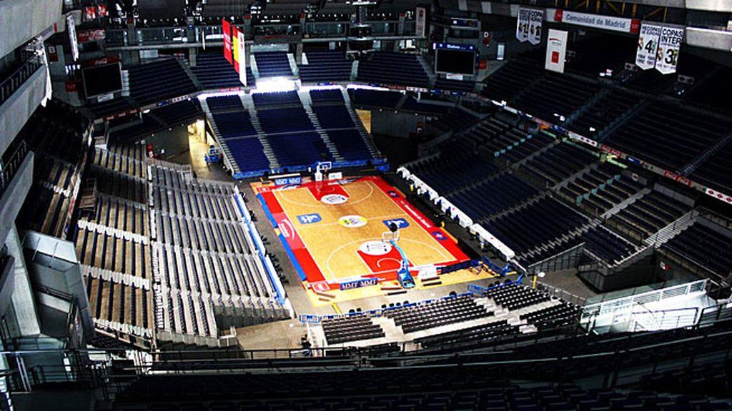 Madrid - Palacio de los Deportes