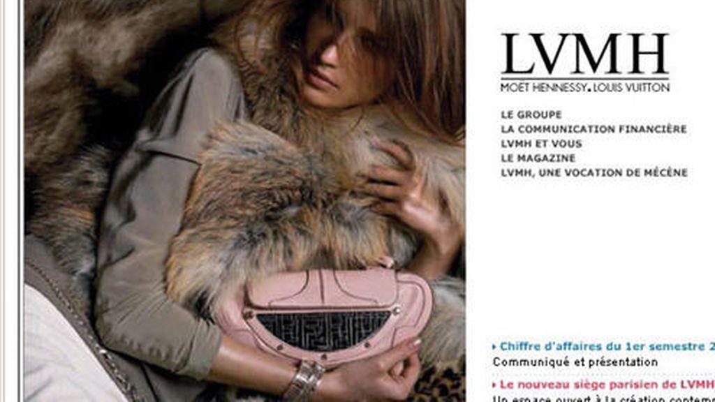 El Grupo LVMH gana el juicio contra el portal de ventas y subastas on line eBay.