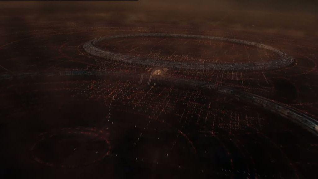 El futuro, según Spielberg