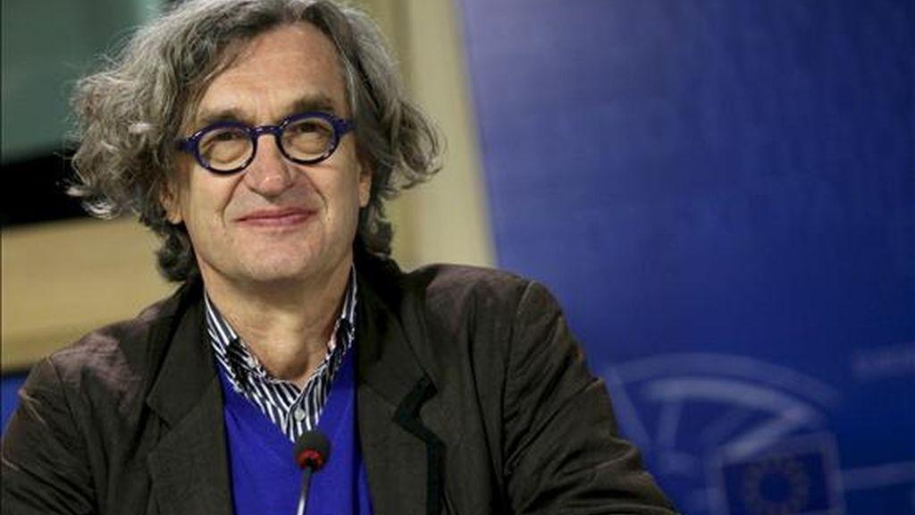 El cineasta alemán, Wim Wenders. EFE/Archivo