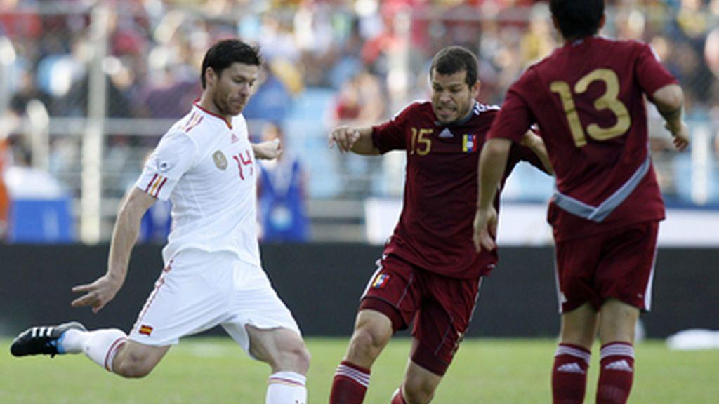 La Roja cierra la temporada goleando. Vídeo: Informativos Telecinco