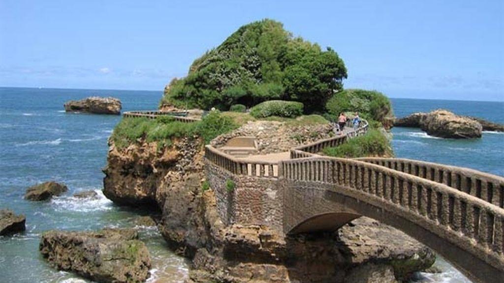Fin de año en Biarritz