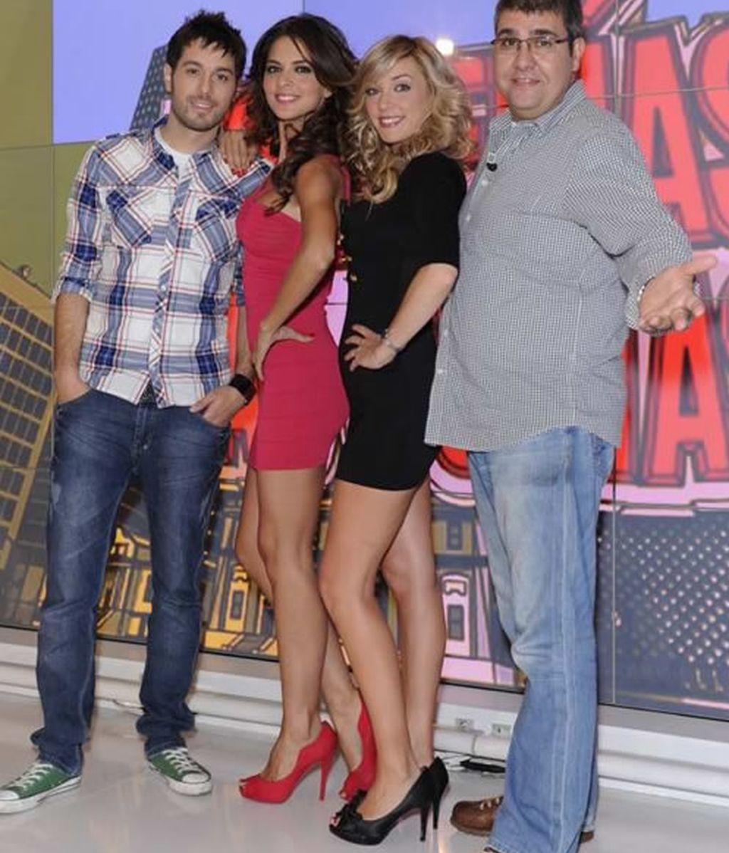 Flo, Dani, Anna y Romina: nuestros 'tontacos' favoritos