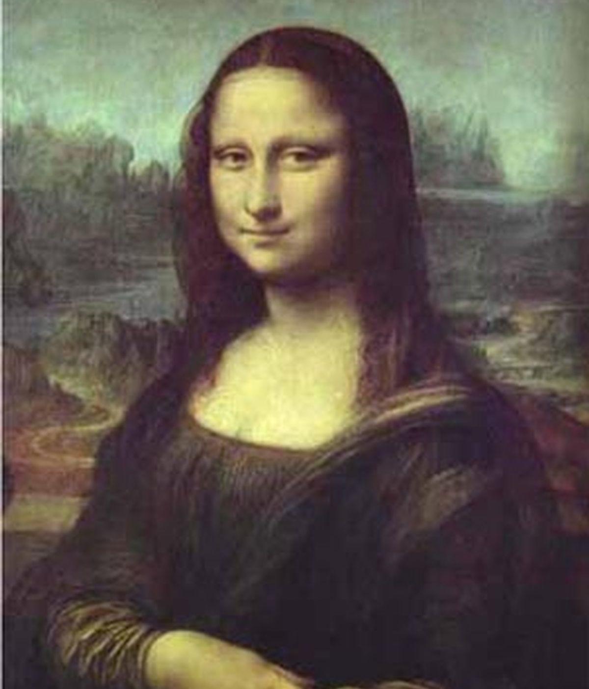 Imagen de la Mona Lisa, en una fotografía de EFE.