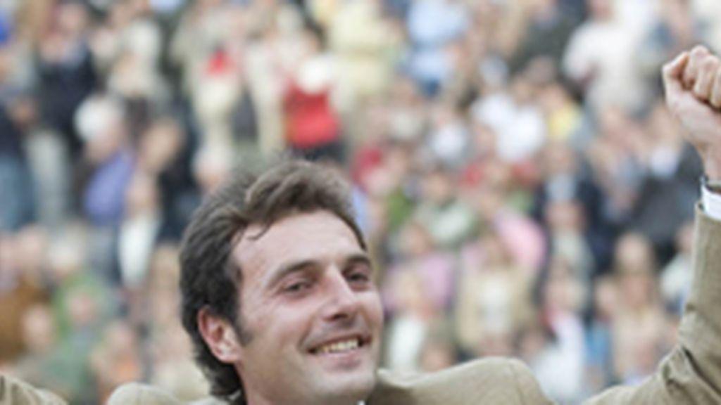 Andy Cartagena consigue su sexta Puerta Grande en Madrid