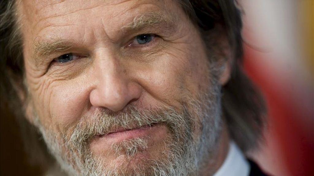 Imagen del actor estadounidense Jeff Bridges. EFE/Archivo