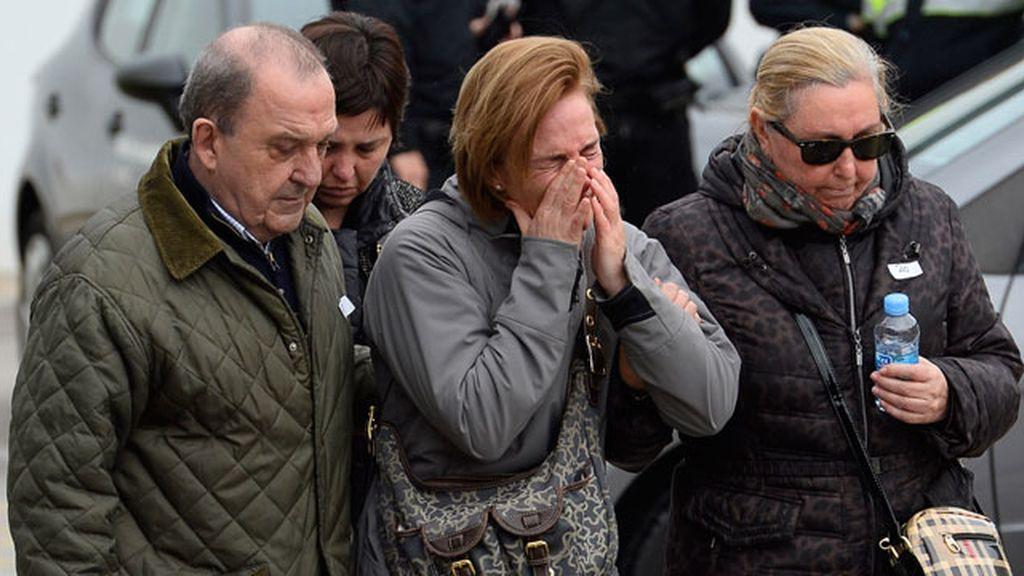 La tragedia aérea en los Alpes franceses, en imágenes