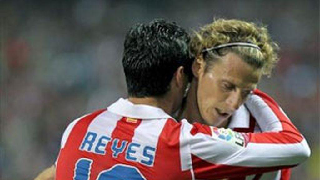 El Atlético, que no se ha pronunciado, está a la espera de confirmar su nuevo proyecto. Foto: EFE/Archivo