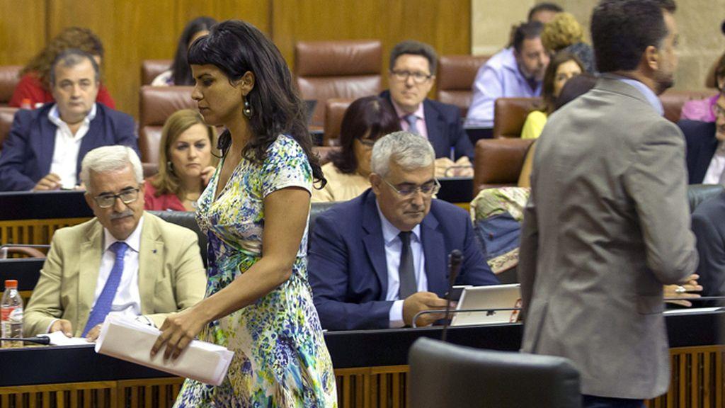 El parlamento andaluz da luz verde a a la investigación de los cursos de formación