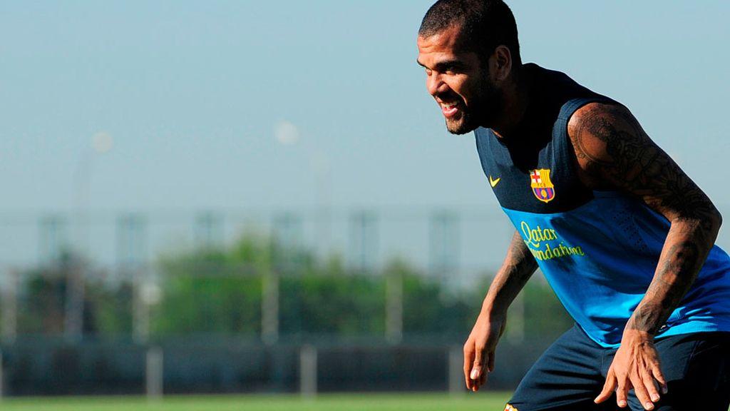 Barcelona F.C.,Dani Alves,Liga BBVA