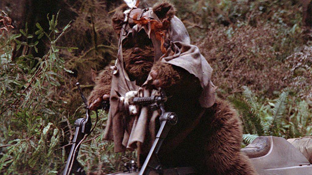 George Lucas se encaprichó con este ewok
