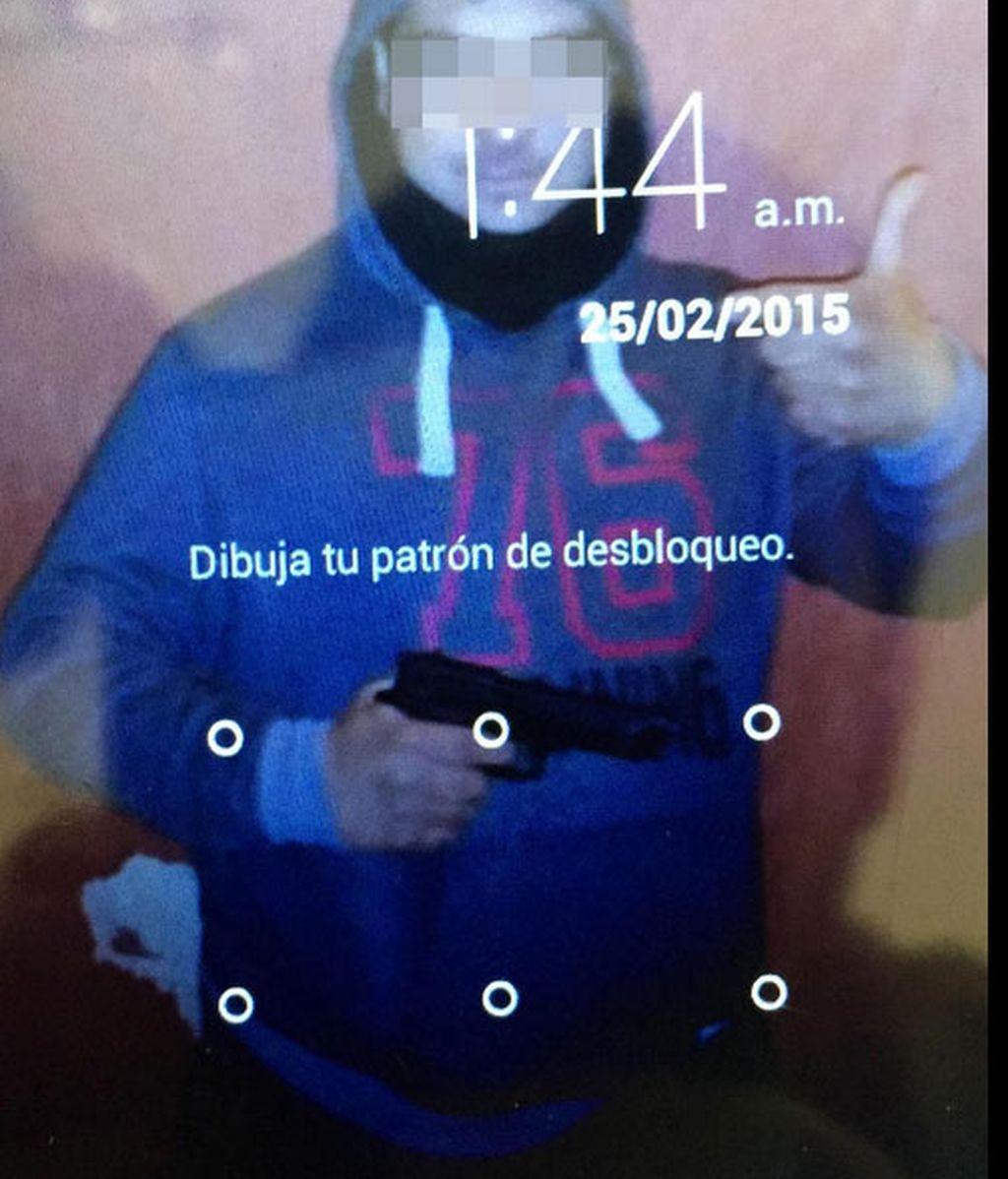 Detenido el asaltante de una vivienda que se hizo un 'selfie' con el móvil que robó