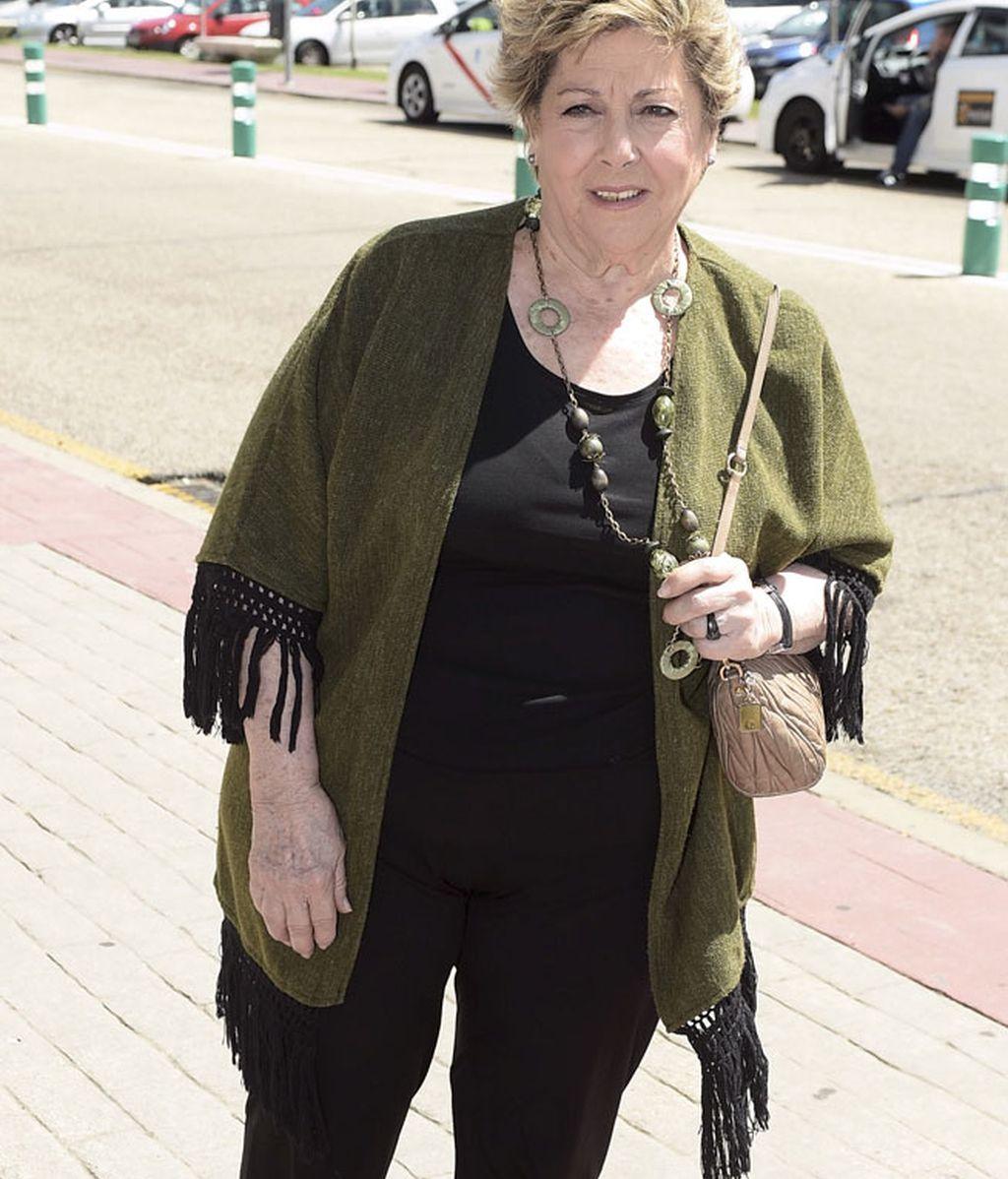 La periodista Paloma Gómez Borrero