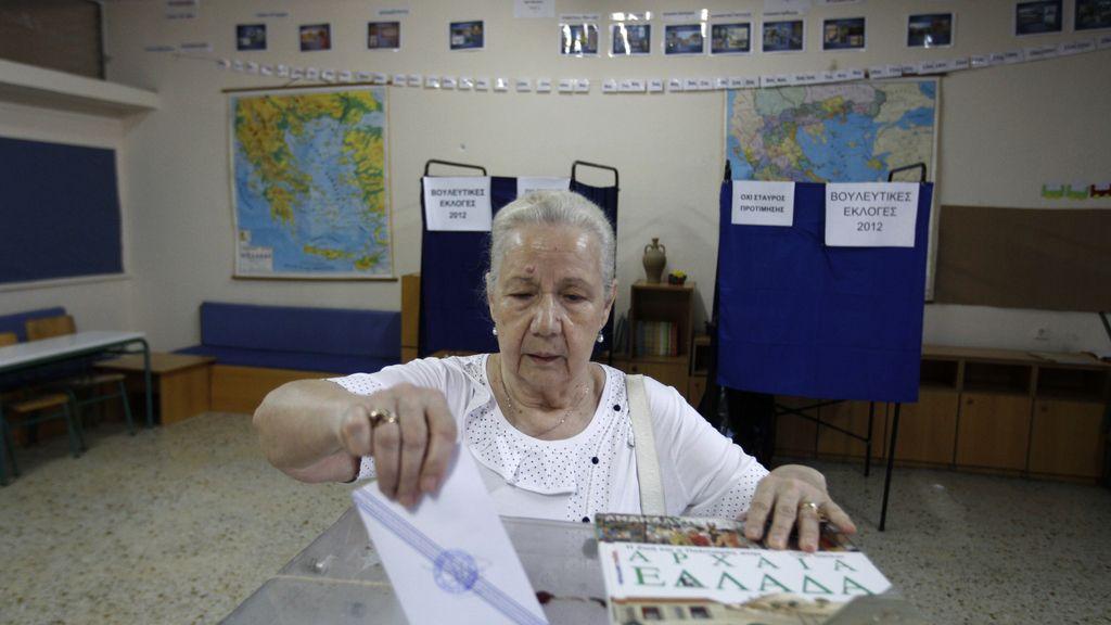 Los griegos deciden su futuro
