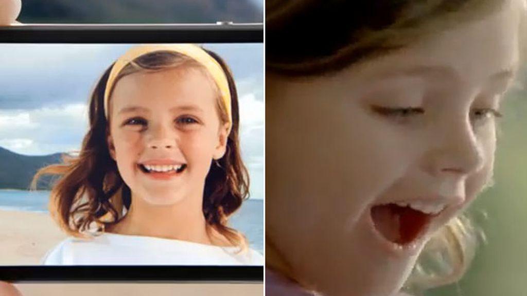 Samsung podría haber contratado a la misma actriz del anuncio del iPhone 4S para promocionar su Galaxy Tab 8.9 LTE
