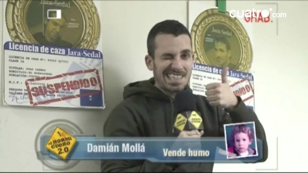 EXCLUSIVA: Retrato personal de Damián