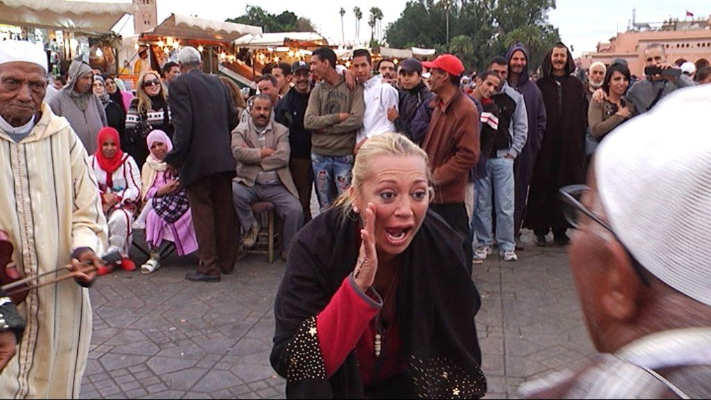 Belén Esteban se adentra en Marruecos en el regreso de 'Los ojos de Belén'