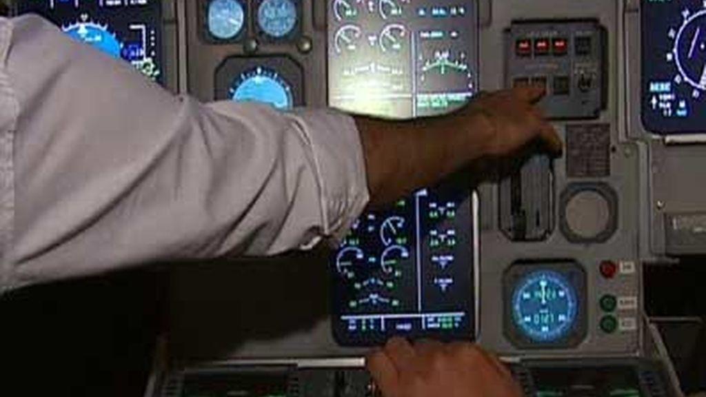 Modelo similar al Airbus que cayó al Atlántico