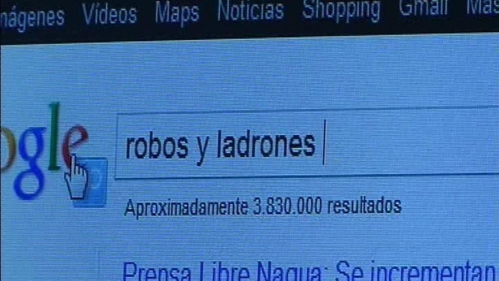 """Robos, sustracciones...en """"Al ladrón"""""""