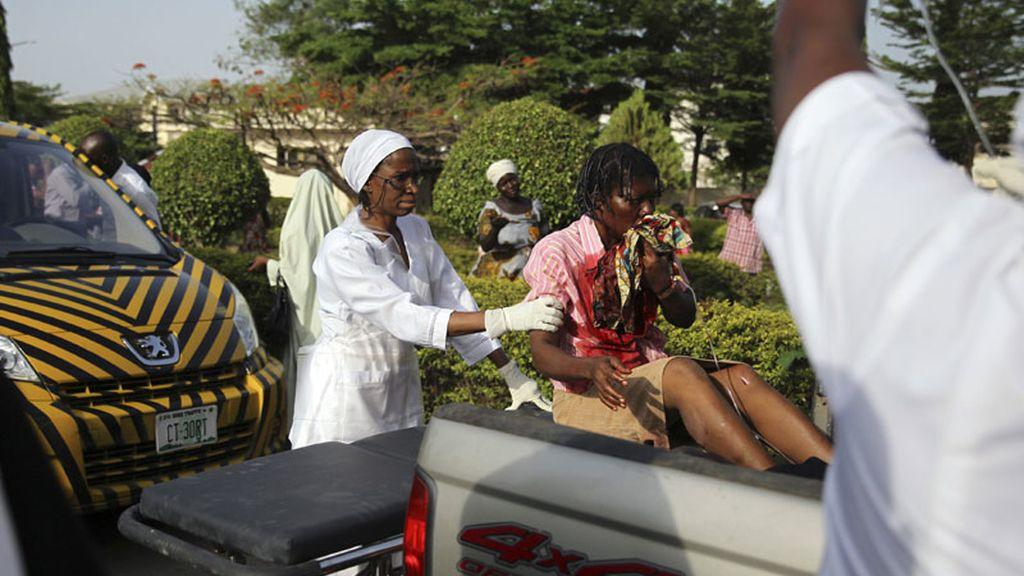 Un atentado provoca 71 muertos en una estación de autobuses en Nigeria
