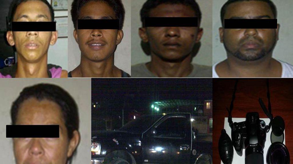 Detenidos los cómplices del asesino de miss Venezuela 2004