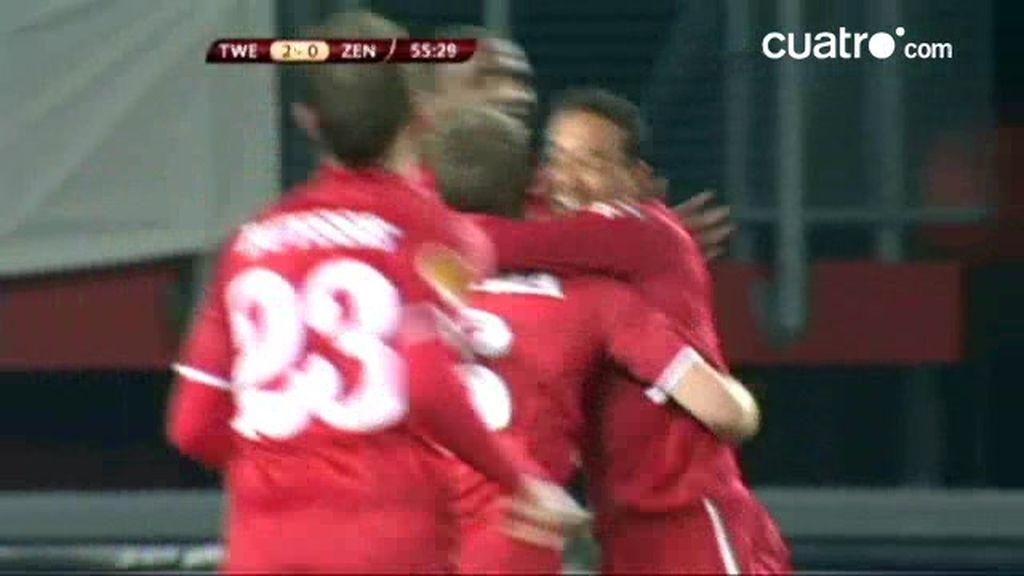 Carreño apuesta por el gol de Landzaat