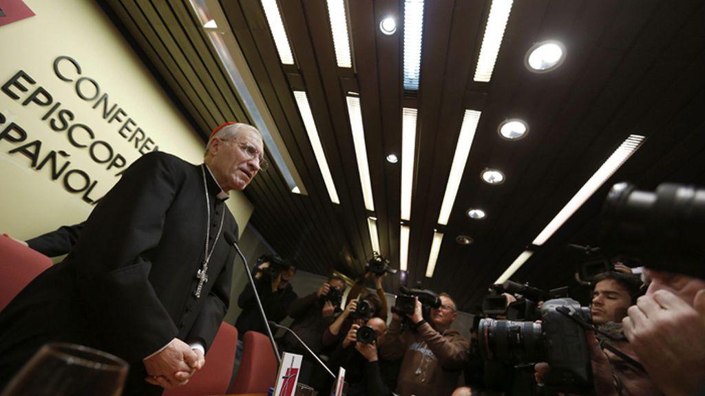 Rouco varela valora la renuncia del Papa, Benedicto XVI