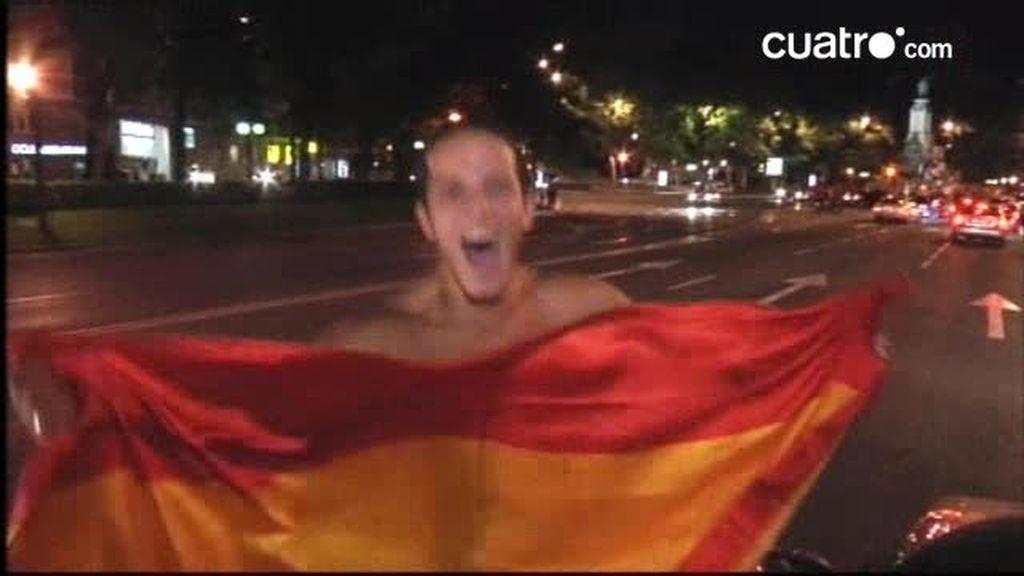 La pasión por la Roja inunda España ¡PODEMOS!