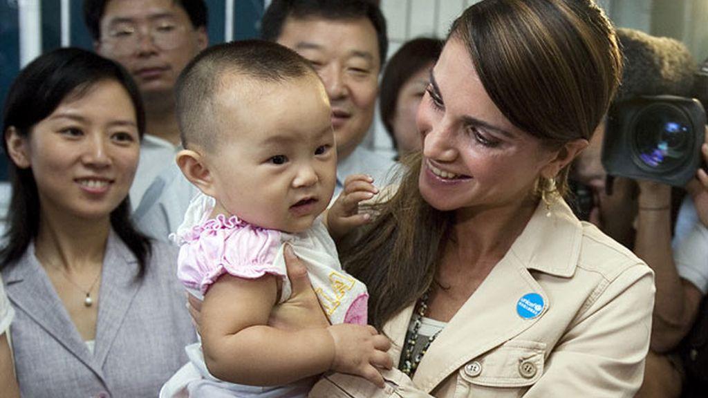 En una clínica en Beijing