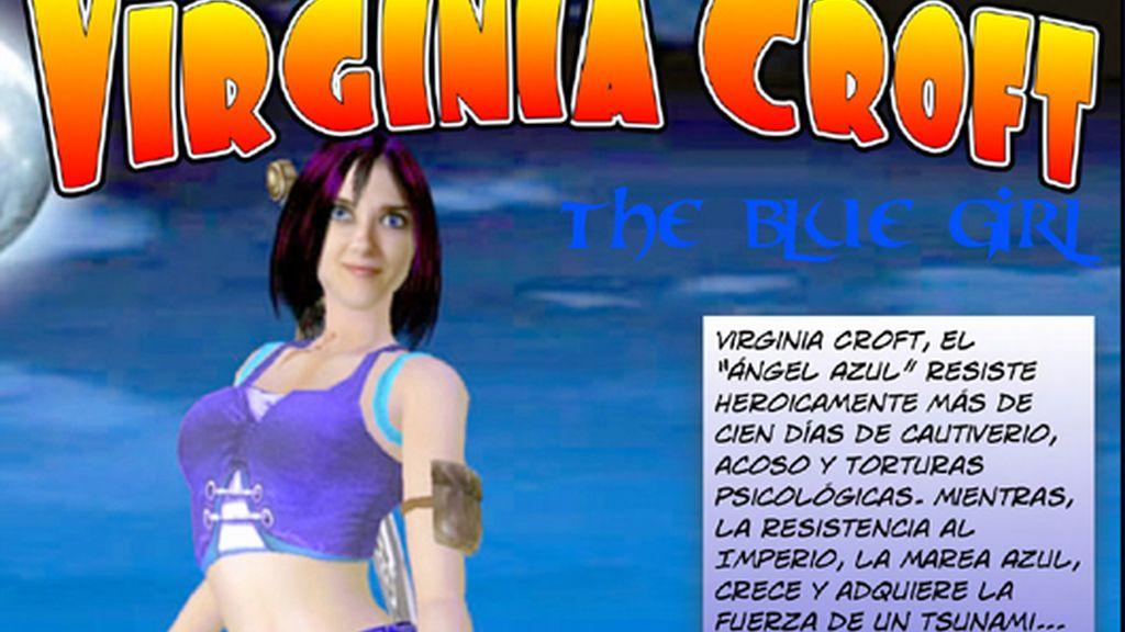 Virginia Croft, el cómic de OT