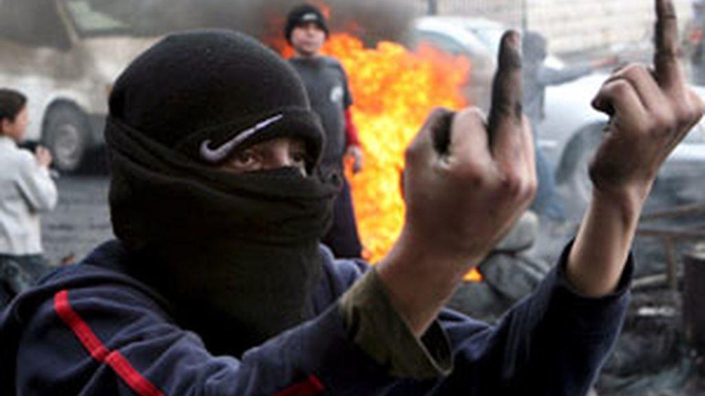 Objetivo: acabar con Hamás. Vídeo:Informativos Telecinco