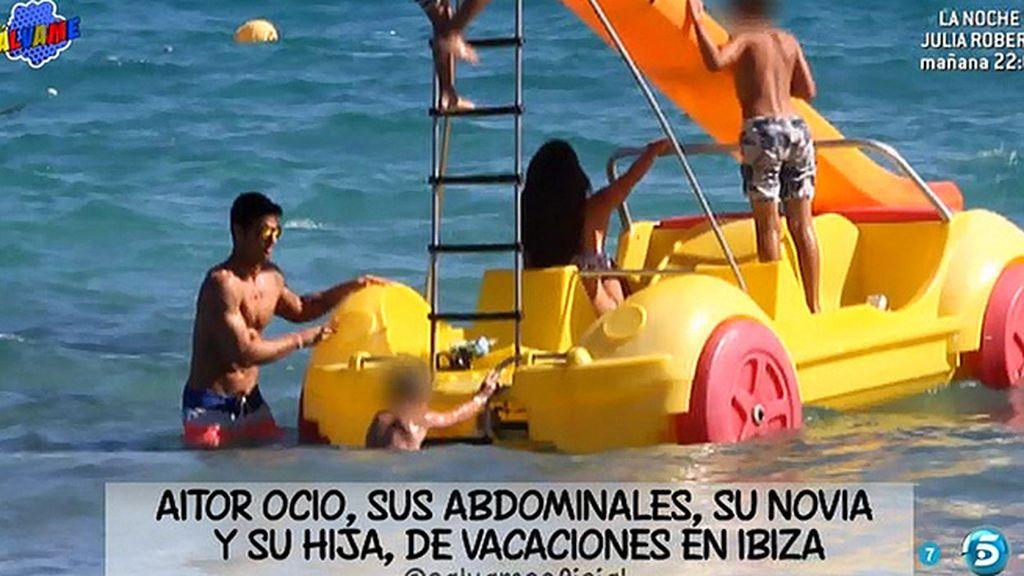 Los famosos lucen palmito en Ibiza