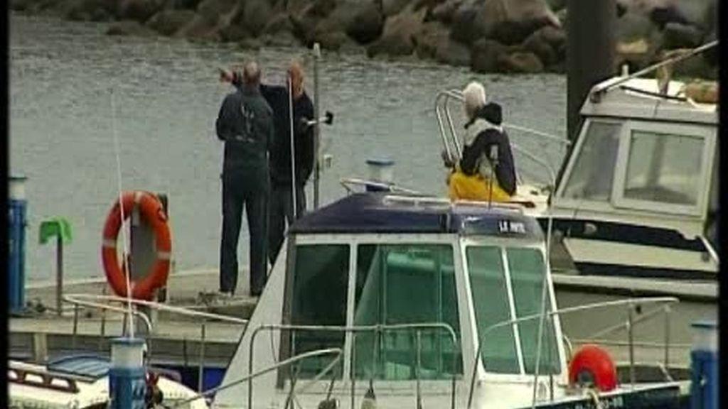 Tres desaparecidos en Vizcaya