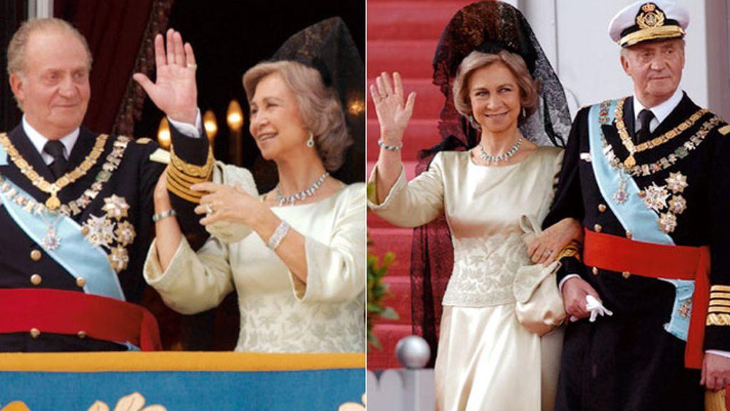 Boda del príncipe Felipe en 2004