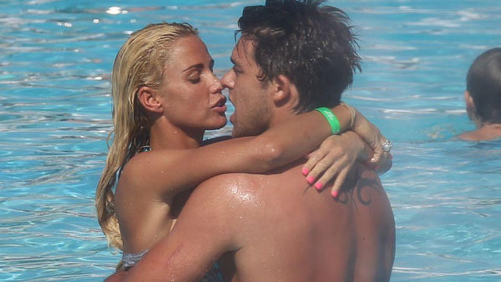 Katie Price y Leonardo Penna