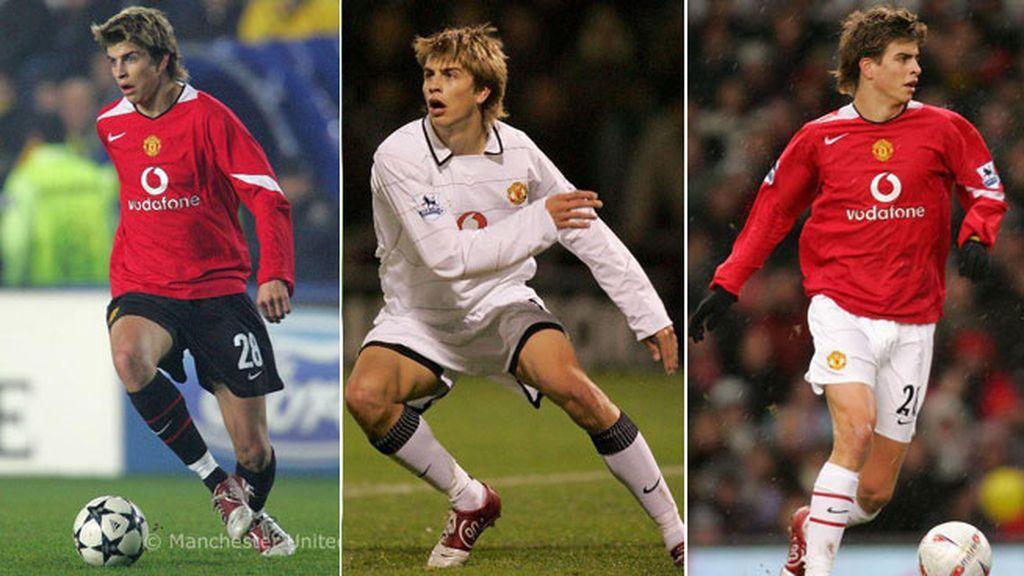 Los mejores momentos en el Manchester United