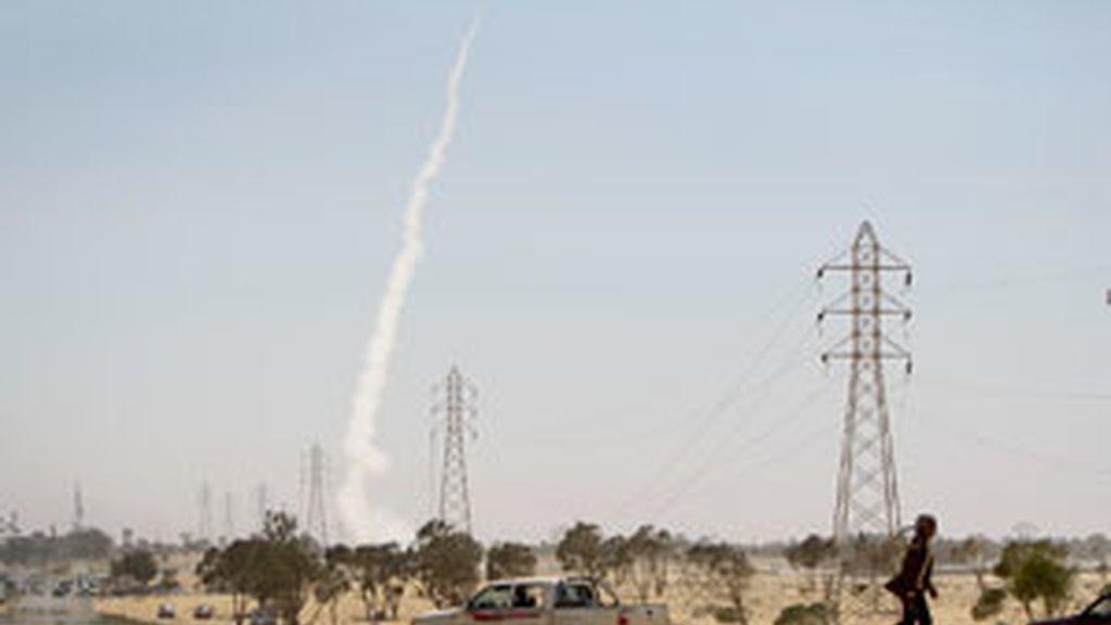 Las bombas de racimo son de fabricación casera, según el periódico neoyorquino. Foto: Gtres