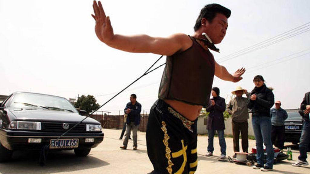 Li Dasheng y su extraño poder
