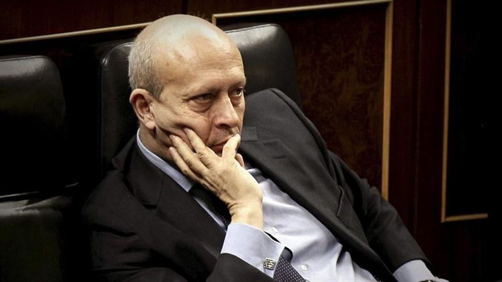 El ministro Wert, satisfecho con la aprobación de su polémica reforma educativa