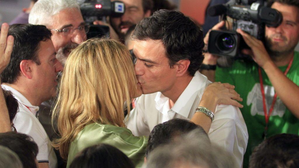 Pedro Sánchez, elegido secretario general del PSOE