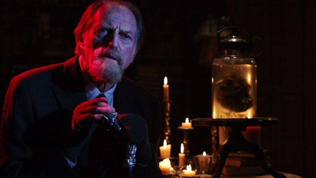 Profesor Abraham Setrakian (intrepretado por David Bradley)