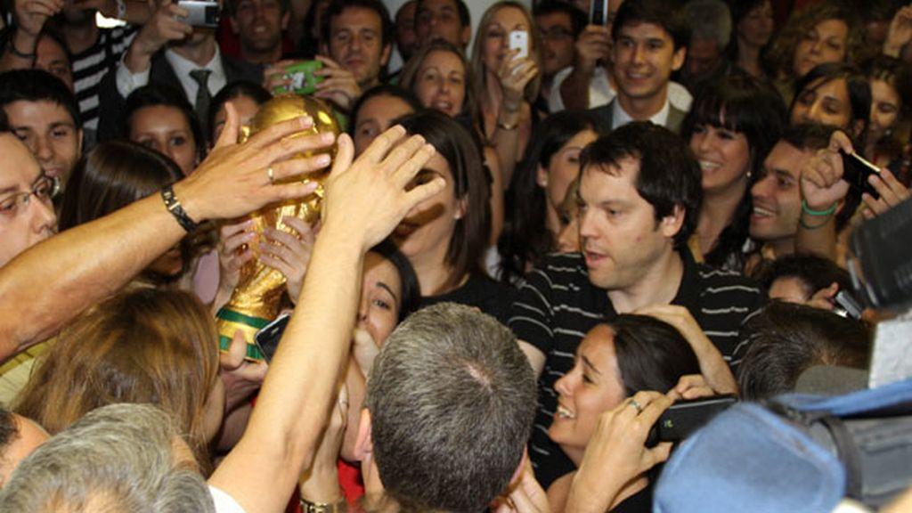 ¡La Copa del Mundo en Telecinco!