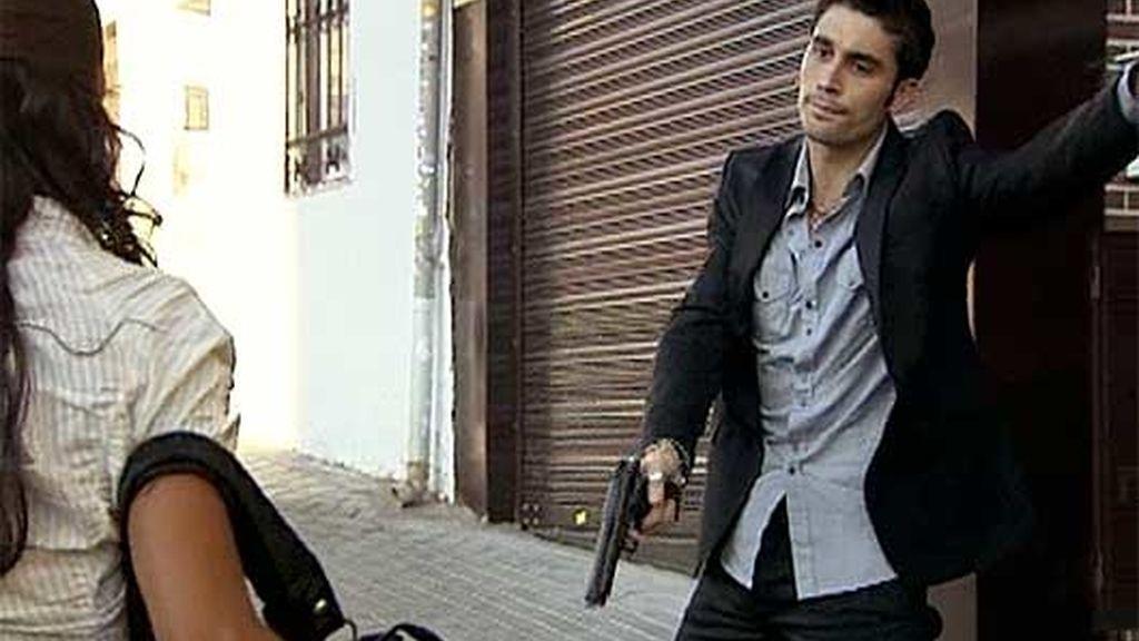 Vane dispara al Moreno