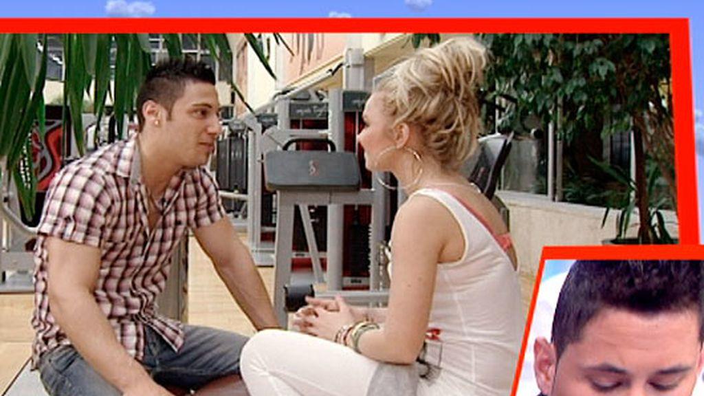 Niki y Dany (26/04/11)