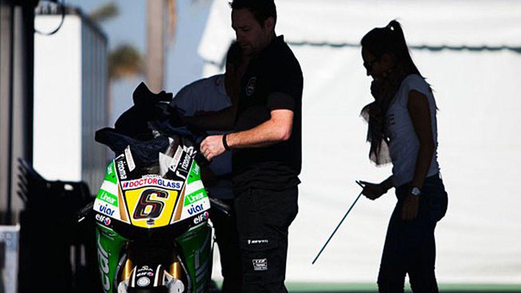 Crutchlow, Bautista, Bradl y Barberá, embajadores de MotoGP en Argentina